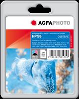Cartouche d'encre Agfa Photo APHP58PC