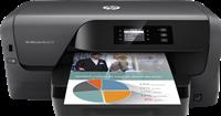 Imprimante à jet d'encre HP Officejet Pro 8210