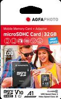 Agfa Photo MicroSDHC mobile 32 GB UHS-I U1