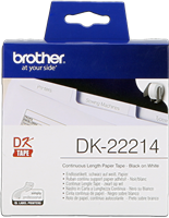 Etiquettes Brother DK-22214