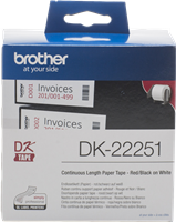 Etiquettes Brother DK-22251