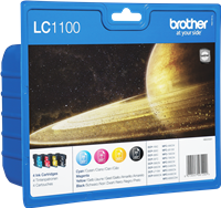 Multipack Brother LC1100VALBPDR