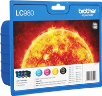 Multipack Brother LC980VALBPDR