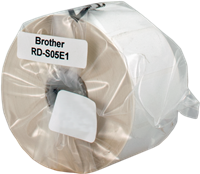 Etiquettes Brother RD-S05E1