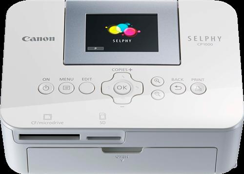 Imprimante photos Canon SELPHY CP1000