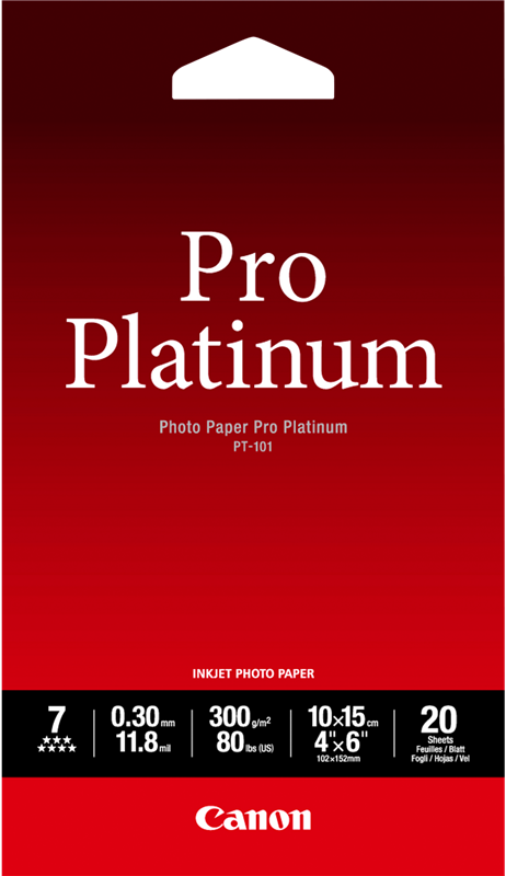 Papier pour photos Canon 2768B013