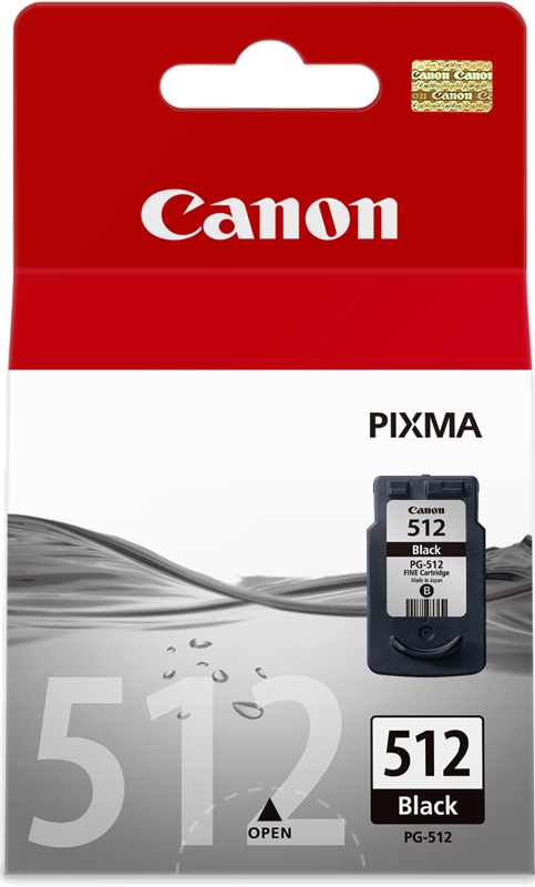 Cartouche d'encre Canon PG-512