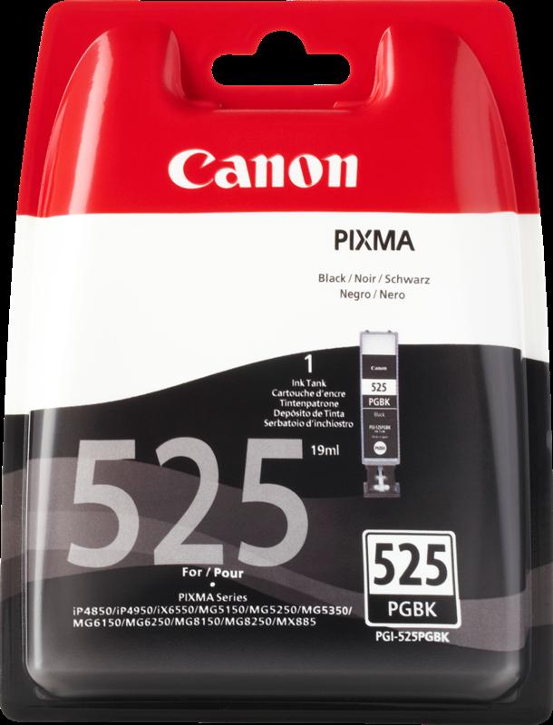 Cartouche d'encre Canon PGI-525Pgbk