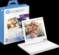 Papier pour photos HP W2G60A