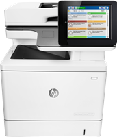 Imprimante multifonction HP Color LaserJet Enterprise M577dn MFP