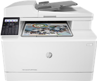 Imprimante multifonction HP Color LaserJet Pro MFP M183fw