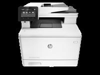 Appareil Multi-fonctions HP Color LaserJet Pro MFP M477fdw