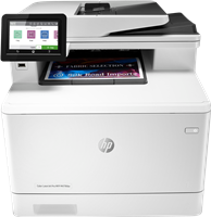 Imprimante Laser couleur HP Color LaserJet Pro MFP M479fdw