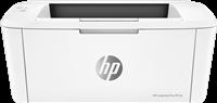 Imprimante laser noir et blanc HP LaserJet Pro M15a