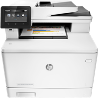 Imprimante Multifonctions HP LaserJet Pro M477fdn