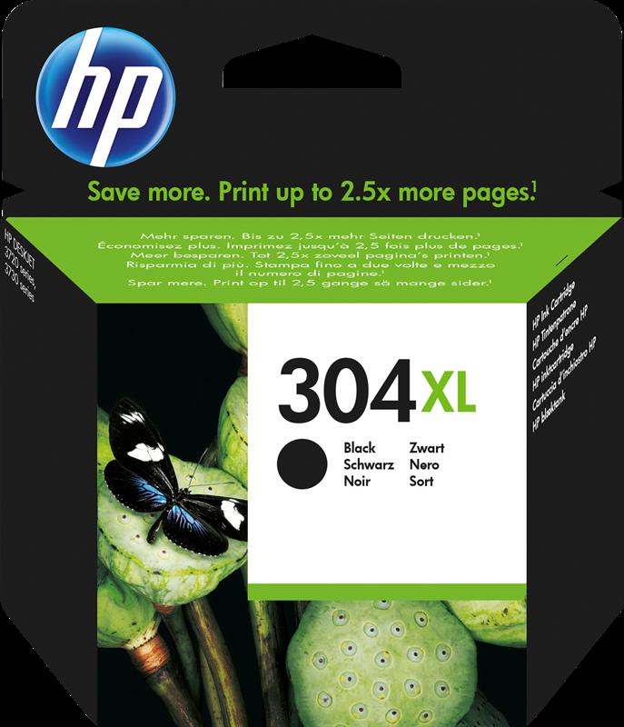 Cartouche d'encre HP 304 XL