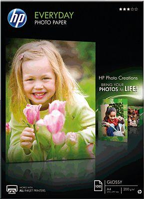 Photo - papier HP Q2510A