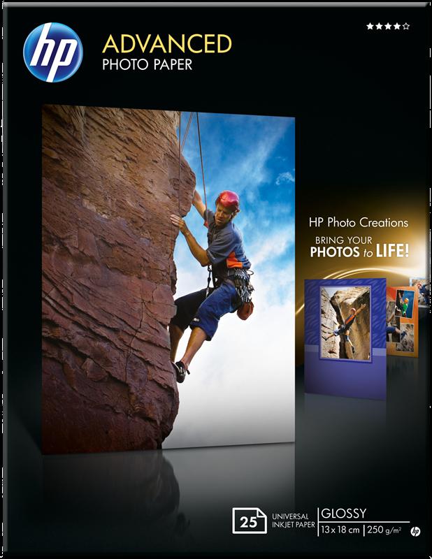 Photo - papier HP Q8696A
