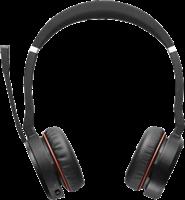 Jabra Casque d'écoute stéréo sans fil Evolve 75 MS