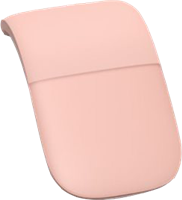 Microsoft Arc Mouse - Souris rose