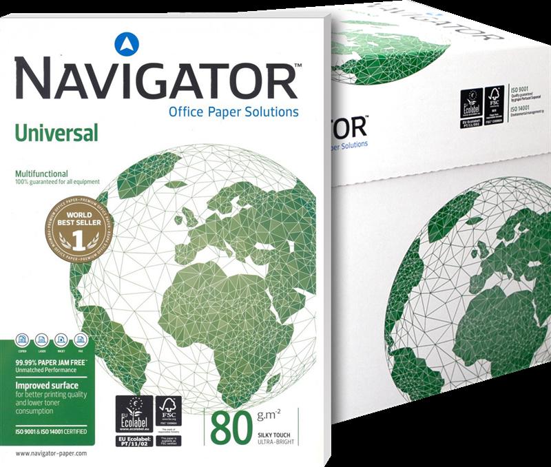Papier Multifonction NAVIGATOR 8247A80S