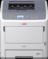 Imprimante Laser Noir et Blanc OKI B721dn