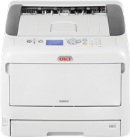 Imprimante Laser couleur OKI C823n