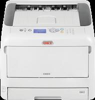 Imprimantes Laser Couleur OKI C823n