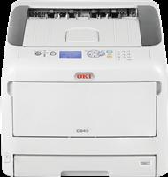 Imprimante Laser couleur OKI C843dn