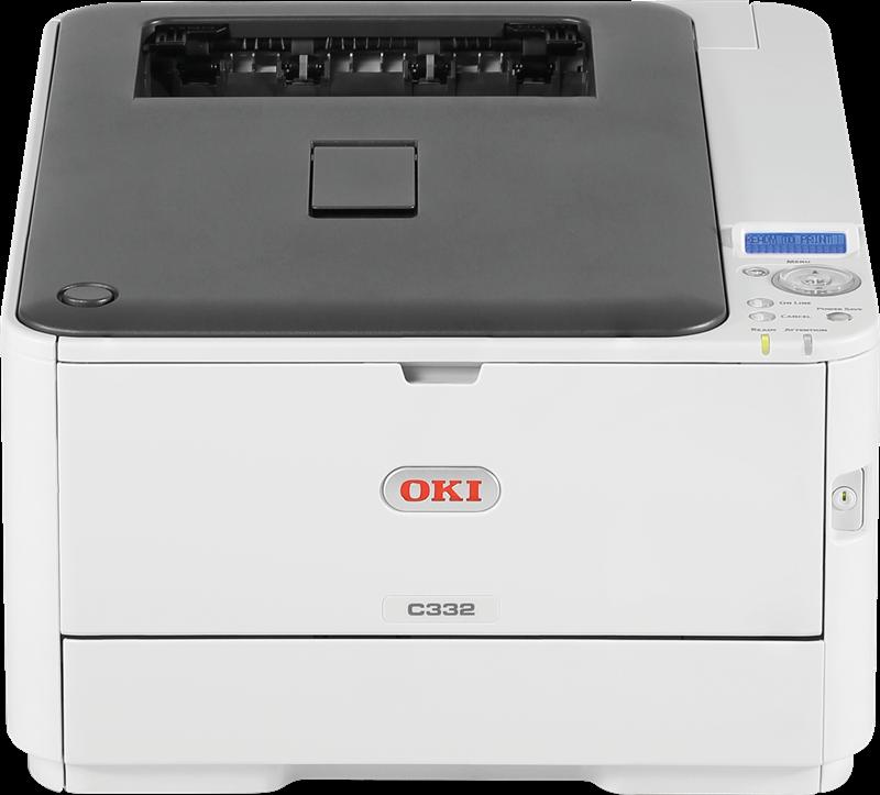 Imprimantes Laser Couleur OKI C332dn