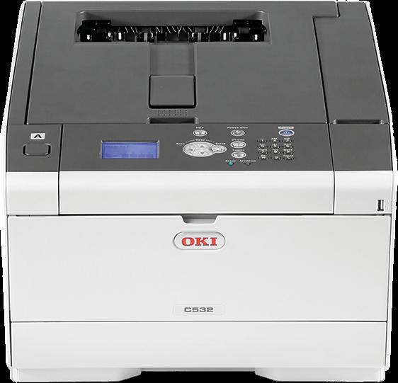 Imprimantes Laser Couleur OKI C532dn