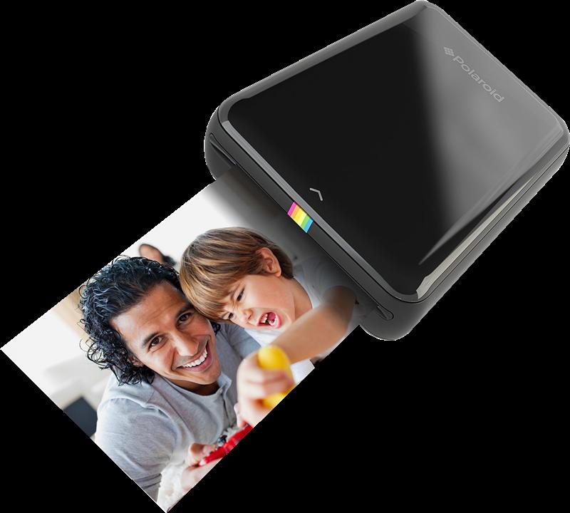Imprimante photos Polaroid ZIP Mobile Printer schwarz