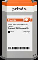 Cartouche d'encre Prindo PRICPGI550BKXL