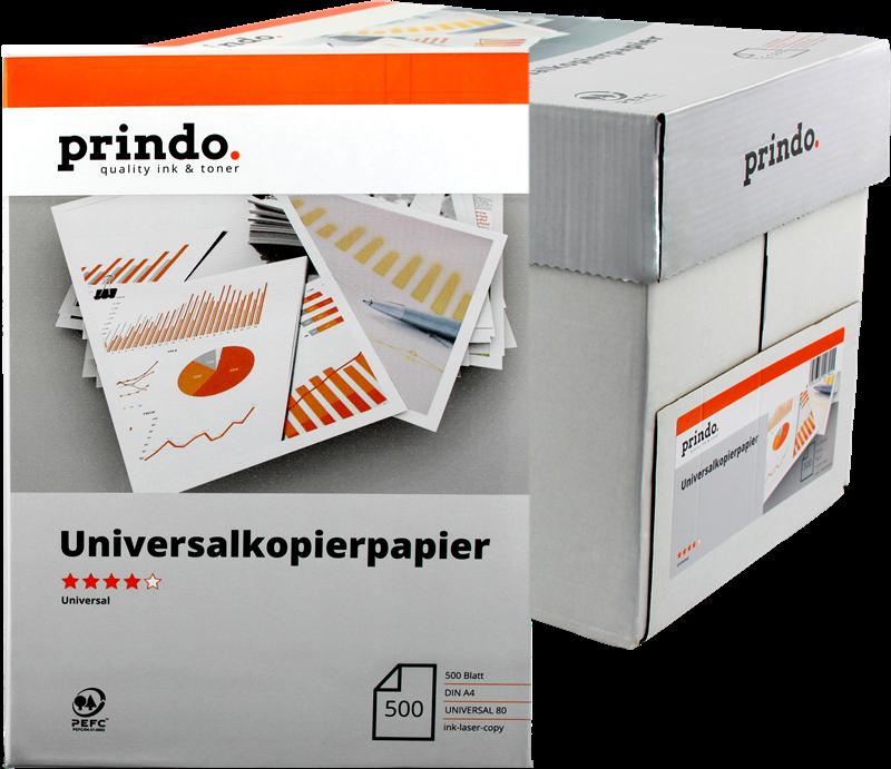 Papier multifonction Prindo PR802500A4U