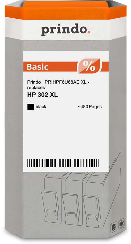 Cartouche d'encre Prindo PRIHPF6U68AE