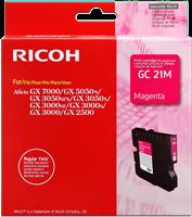 Cartouche de Gel Ricoh 405542 / GC-21M
