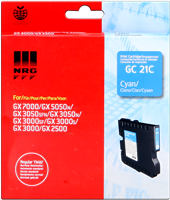 Cartouche de Gel Ricoh GC-21C