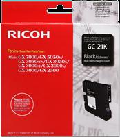 Cartouche de Gel Ricoh GC-21K