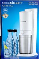 Sodastream Distributeur d'eau Soda Crystal 2.0 Blanc