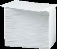 Zebra Carte plastique Premier PVC
