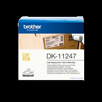 Etiquettes Brother DK-11247