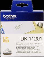 Etiquettes Brother DK-11201