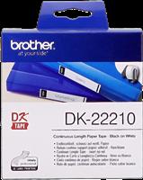 Etiquettes Brother DK-22210