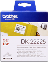Etiquettes Brother DK-22225