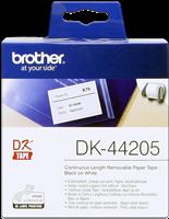 Etiquettes Brother DK-44205
