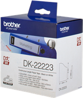 Etiquettes Brother DK-22223