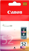 Cartouche d'encre Canon CL-52