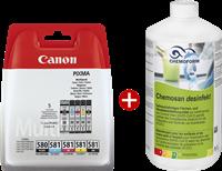 Value Pack Canon PGI-580 + CLI-581 Multi MCVP