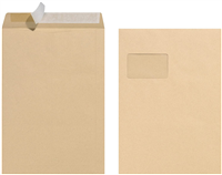herlitz enveloppes postales auto-adhésives