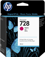 Cartouche d'encre HP 728